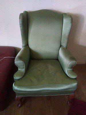 Antique wing back chairs for Sale in Dallas, TX