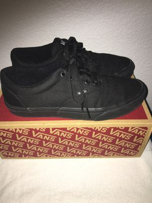 Vans shoes size 7.5 for men for Sale in Modesto, CA