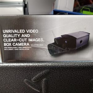 AHD-BX3 high-definition box camera for security / surveillance for Sale in Greenville, SC