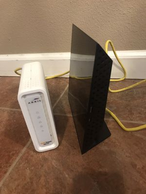 Modem and router for Sale in Beaverton, OR