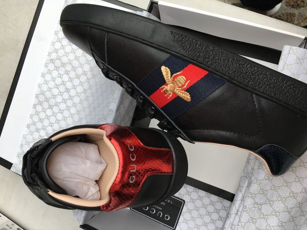 Gucci Embroidered Bee Shoe !! 🐝🤭