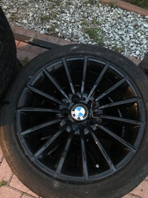 BMW RIMS 18 inch four of them 200 for Sale in FL, US
