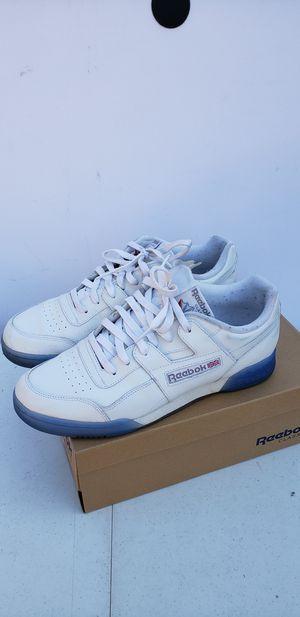 Men's Size 10.5 Reebok Workout Plus Ice Shoes for Sale in Washington, DC