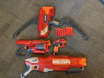 NERF- Mega series for Sale in Burrillville,  RI