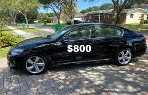 $8OO Lexus GS 2010 Immaculate condition for Sale in Phoenix, AZ