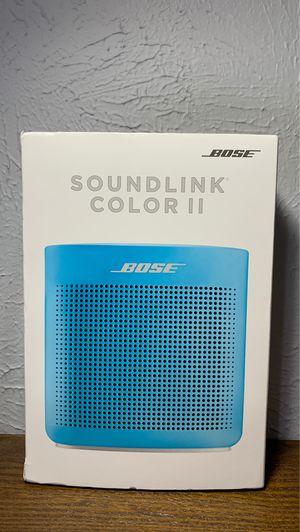 Bose Soundlink color 2 Speaker for Sale in Carrollton, TX