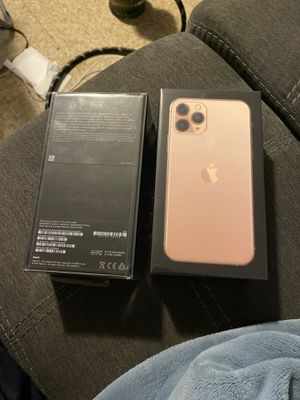 Apple IPhone 11 Pro (UNLOCKED) sealed GOLD 2 available for Sale in The Bronx, NY