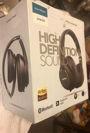 Anker soundcore Vortex wireless headphones for Sale in Murfreesboro, TN