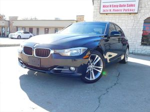 2014 BMW 3-Series for Sale in Arlington, TX