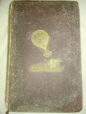 Five Weeks in a Balloon by Jules Verne for Sale in Riverside, CA