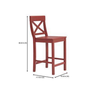 New counter height stool- set of 2 for Sale in Ellicott City, MD