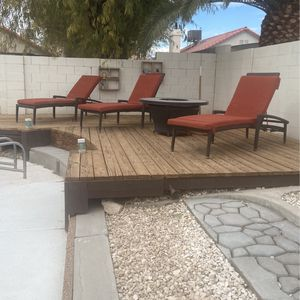 3 Quality Pool Lounges for Sale in Las Vegas, NV