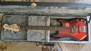 Squier Fender Precision Bass for Sale in Gaithersburg, MD