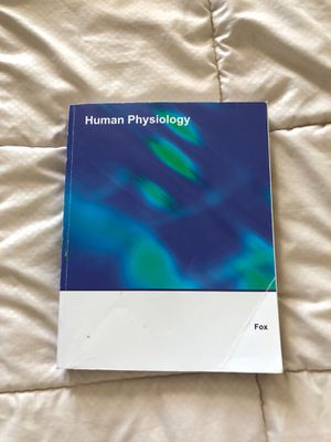 Physiology Textbook for Sale in Oshkosh, WI