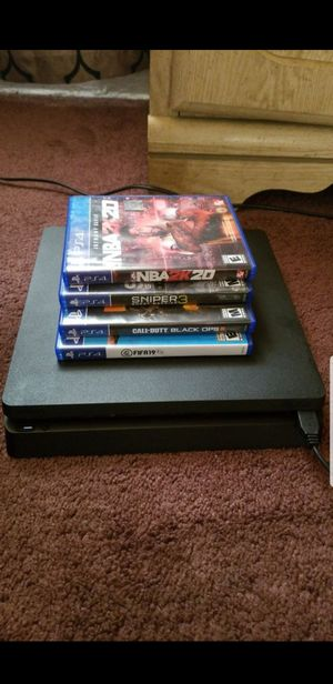 Ps4 slim 1tb for Sale in Los Angeles, CA