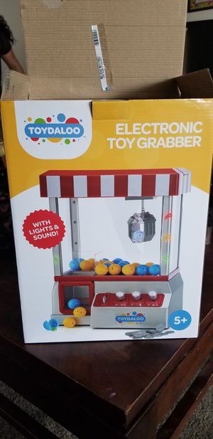 Fun claw game for kids. Board games for Sale in Riverside, CA