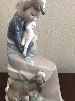 """Lladro """"Jealousy"""" Collectible Figurine #1278 for Sale in Lithia,  FL"""