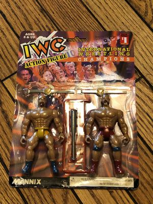 IWC Action Figures for Sale in Broadview Heights, OH