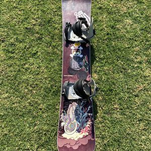 Infinity Snowboard Size 156 for Sale in Norco, CA