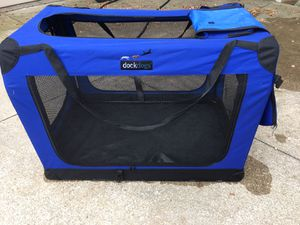 Dock Dog Collapsable Crate for Sale in Medina, OH