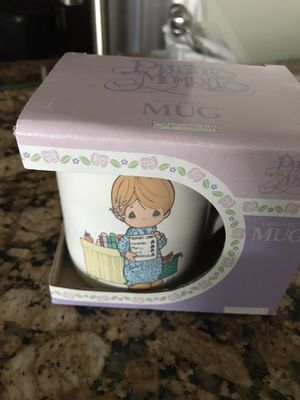 Precious Moments Mug. New! for Sale in Collegeville, PA