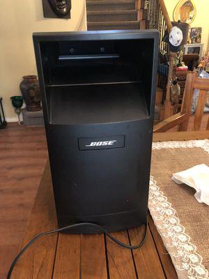 Bose Acoustimass 6 Speaker Series III for Sale in Houston, TX