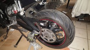 Conti Motion 180 55 17 Yamaha R6 straight rim for Sale in Columbus, OH
