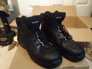 Reebok work boots Size 16W for Sale in Marysville, WA