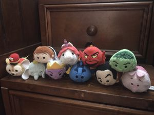 Tsum Tsum all for $20 or $2.50 each for Sale in Santa Ana, CA