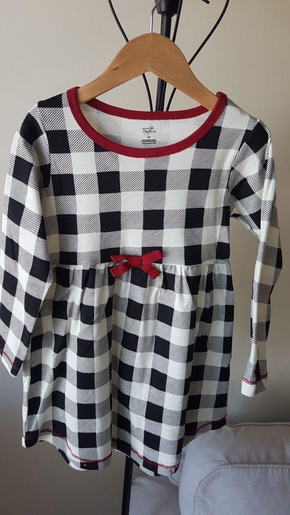 Girls Dress - 4T Organic Cotton