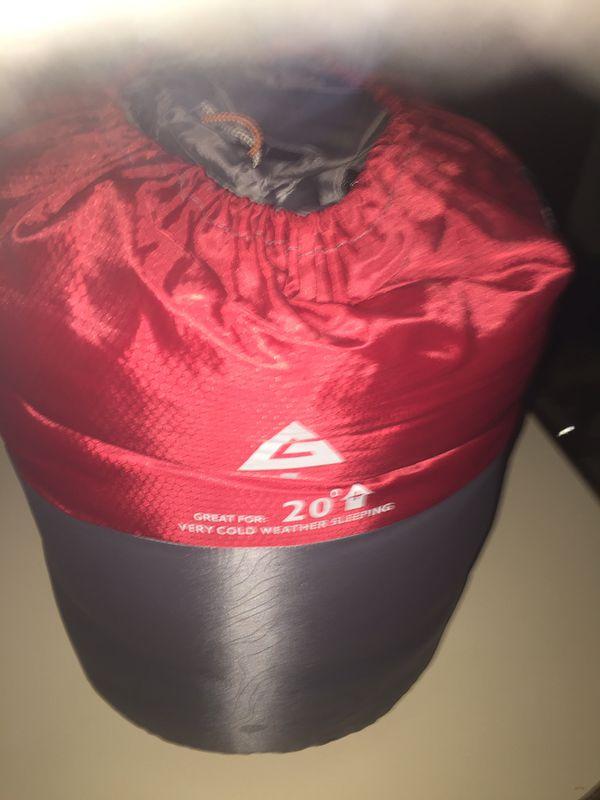 Eddie Bauer Sleeping Bag
