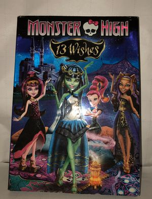 Monster high 13 wishes for Sale in Houston, TX