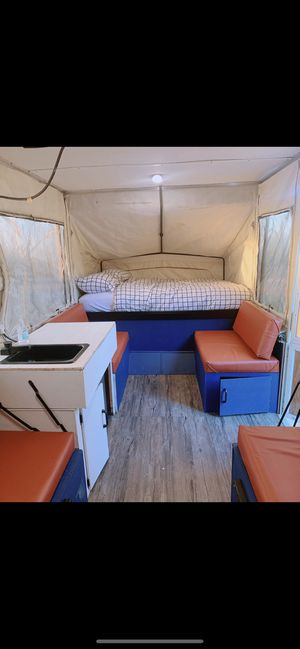 Pop up camper for Sale in Grand Prairie, TX