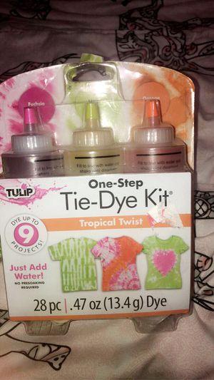 Tie dye kit for Sale in Pasco, WA