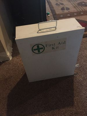 Commercial First Aid Box for Sale in Colorado Springs, CO