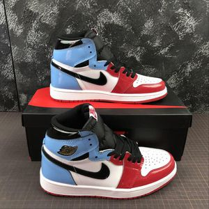 Jordan 1 Retro High Fearless UNC Chicago size 10 for Sale in Houston, TX