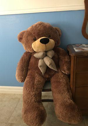 Huge, Cuddly Teddy Bear for Sale in San Bernardino, CA