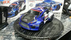 HPI Racing 1/18 scale RC rally car electric 4 x 4 for Sale in Los Angeles, CA