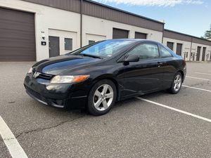 2007 Honda Civic Cpe for Sale in Fredericksburg, VA