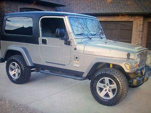 •●Wonderful 2005 Jeep Wrangler Rubicon●• for Sale in Washington, DC