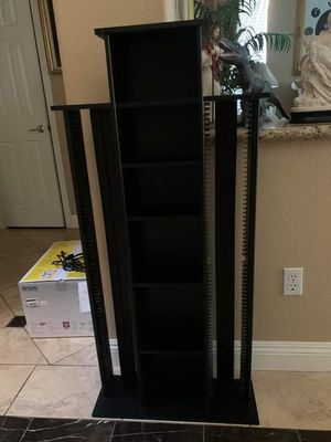 CD and Video Tape Holder for Sale in Roseville, CA