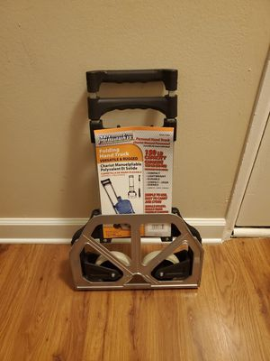 Milwaukee Folding Portable Dolly. Light weight. 150lb max load for Sale in Palatine, IL