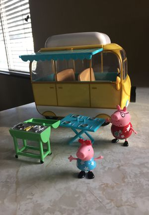 Peppas pig camper van for Sale in Norwalk, CA