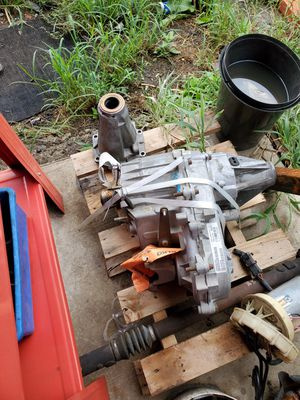 4x4 transfer case jeep for Sale in Lancaster, TX