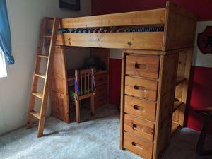 Loft bed for Sale in Hemet, CA