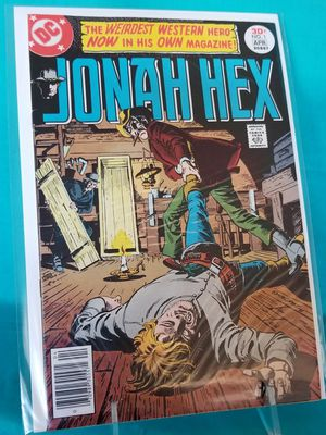 DC Comics Jonah Hex #1-#10 plus Spectacular for Sale in Rancho Cucamonga, CA