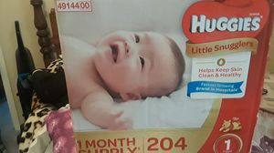 Huggies Pampers size 1 for Sale in Grand Prairie, TX