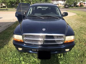2002 Dodge Durango for Sale in Lancaster, OH