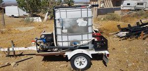 Small water trailer for Sale in Pinon Hills, CA