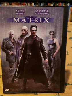 Matrix DVD for Sale in Kemah,  TX
